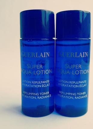 Guerlain aqua-lotion