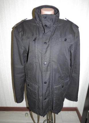Классическая куртка ostin. \s \м