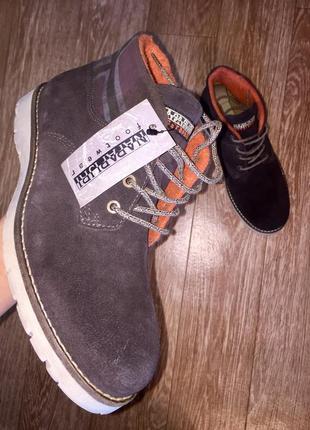 Ботинки napapijri trygve