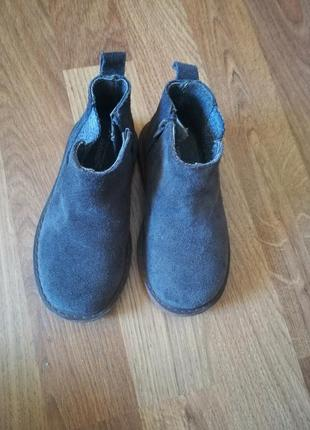Ботинки zara для мальчика