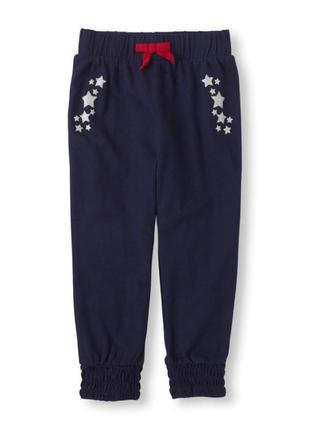 Трикотажные штаны, размер 2т