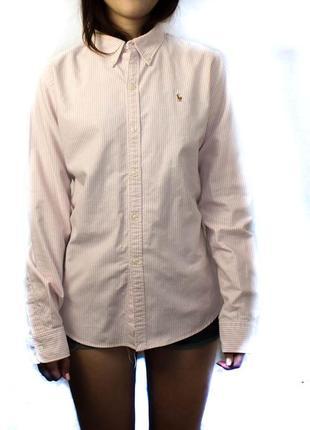 Ralph lauren стильная рубашка