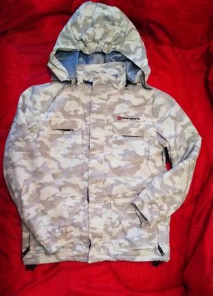 Термокуртка boardpunk р. 12/13лет, с нюансом