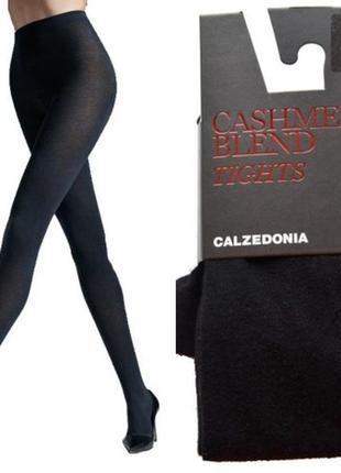 Элитные итальянские колготки от calzedonia с кашемиром размер 5(хl)