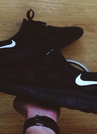 Nike free run 2.0 black