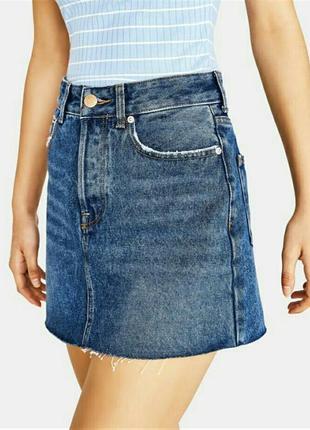 Распродажа на новую юбку bershka