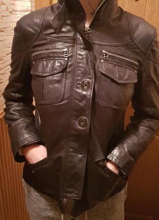 Куртка кожа р.l