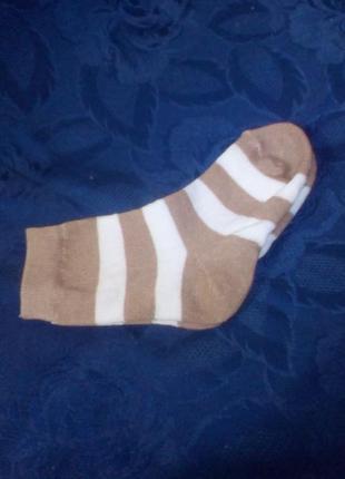 Махровые носочки