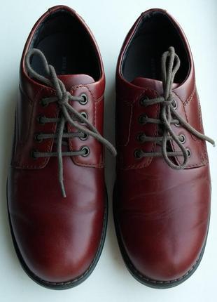 Бордовые мужские ботинки 2019 - купить недорого мужские вещи в ... ade0299fbf5