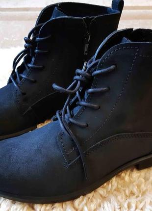 Женские деми ботинки ecco