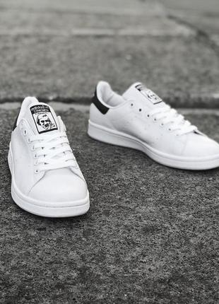 36 37 38 39 40 41 42 43 44 45 мужские женские кеды adidas stan smith white / black