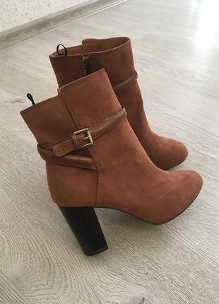 Женские ботинки полусапожки демисезонные ботинки