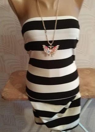 """Фірмове плаття на красиву фігуру """"h&m"""""""