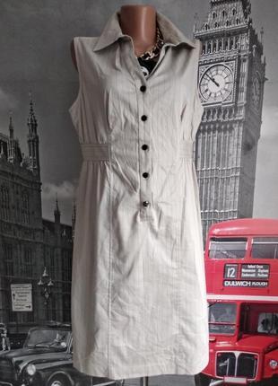 Красива натуральна сукня халат