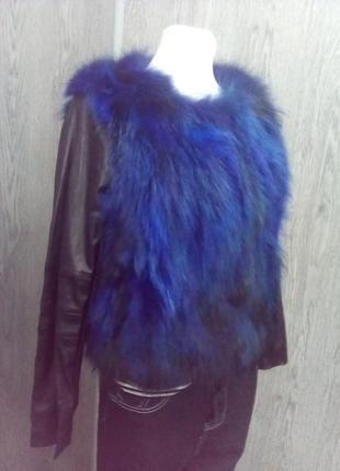 Куртка! мех 100%!!!