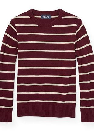 Кофта, свитер, лонгслив, реглан children's place на мальчика 14 лет хлопок