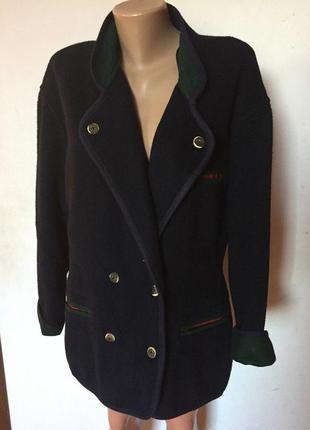 Мега стильне шерстяне пальто,педжак ~~з австрії»розмір л,хл,стильно и красиво!