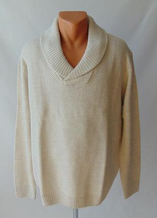 Мужской свитер свитер canda c&a германия ххл
