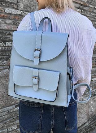 Рюкзак с экокожи