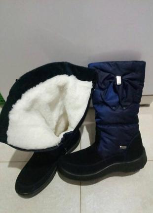 Лучшая зимняя обувь распродажа, термо сапоги ботинки floare