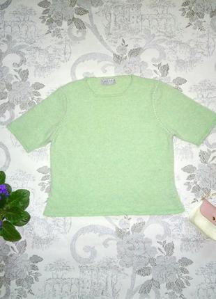 100% кашемировый свитер peter hahn pure cashmere пуловер джемпер кофта футболка
