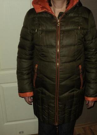 Куртка зимняя 52р