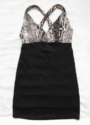 Шикарное маленькое чёрное платье