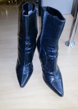 Ботинки натуральные nine west