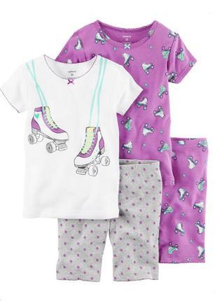 Пижама для девочки на 4 года (набор 2шт.)