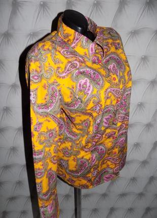 ♥стильная рубашка, модный принт♥