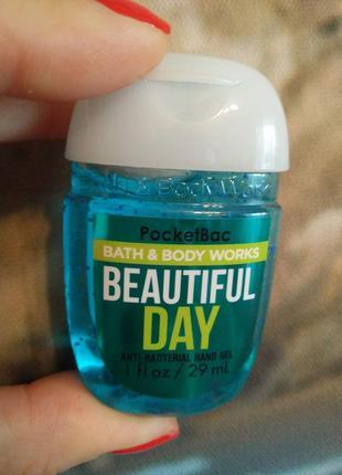 Санітайзер антисептик для рук bath and body works