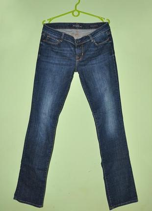 Фирменные джинсы guess, eu31. оригинал