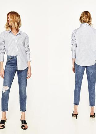 Zara рубашка-трансформер , м2 фото