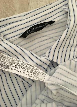 Zara рубашка-трансформер , м4 фото