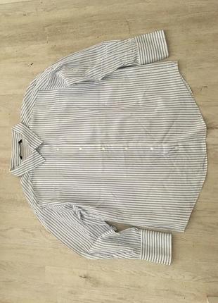 Zara рубашка-трансформер , м5 фото