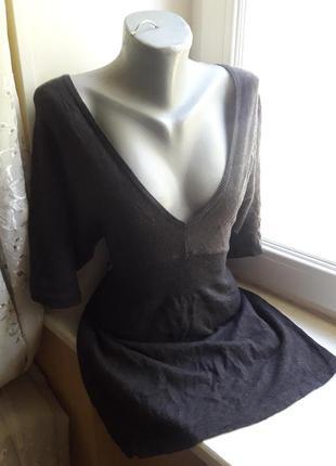 Тёплое платье, туника