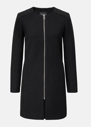 Стильное пальто жакет прямого кроя от оstin с/м