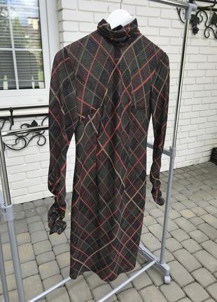 Дуже стильне плаття в обліпку / платье по фигуре осенний сезон цвет