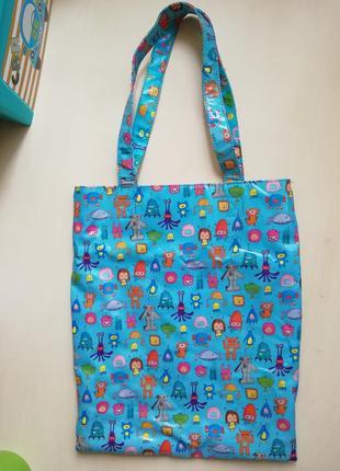 Яркая сумка для девочки papetchase