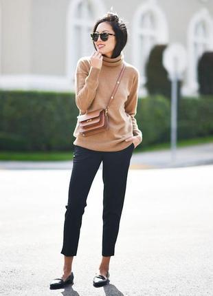Обнова! брюки зауженные черные класссика качество s.oliver