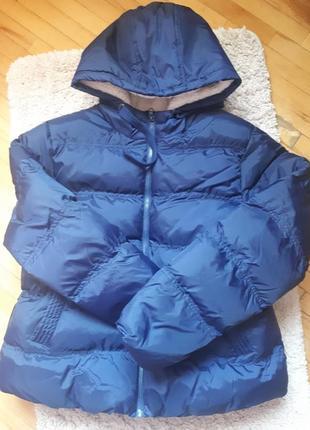 Теплий пуховик, куртка