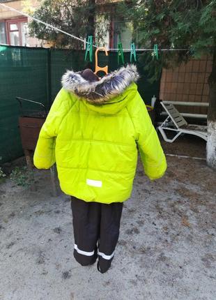 Самый тёплый зимний комплект