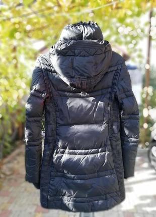 Пуховик boss. парка. куртка женская. куртка зимняя.