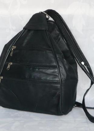 Joop кожаный городской рюкзак