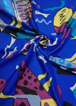Ashley brooke шелковый платок