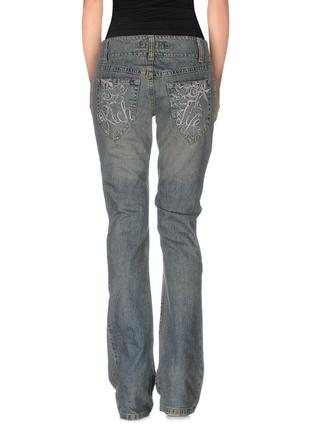Расклешенные джинсы richmond 44 46 новые оригинал