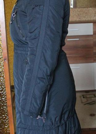 Новогодняя распродажа! теплое пальто фирма plist оригинал