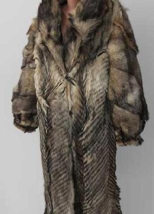 Шуба койотова жіноча xl [німеччина] (женская)