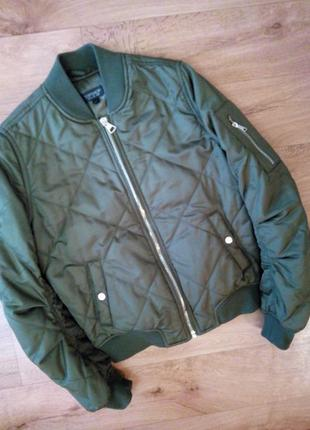 Куртка курточка бомбер topshop