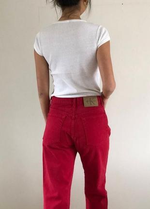 Новые оригинальные джинсы calvin klein